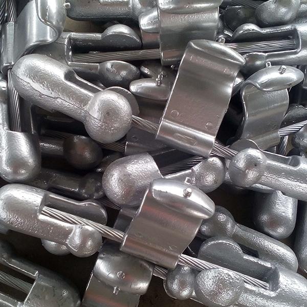 预绞式防振锤与传统防振锤的区别